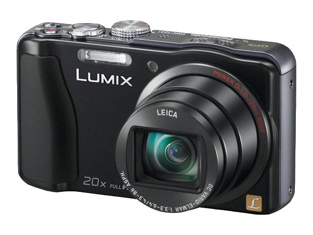 Panasonic-Lumix DMC-TZ31